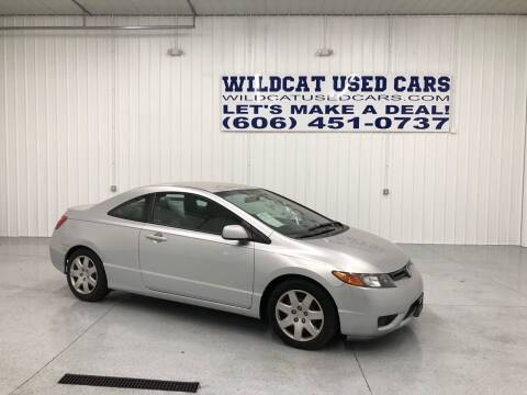 2006 Honda Civic for sale at Wildcat Used Cars in Somerset KY