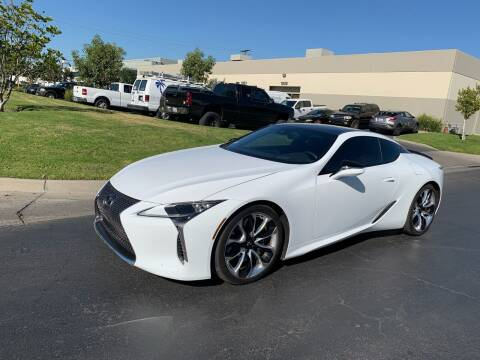 2019 Lexus LC 500 for sale at Autos Direct in Costa Mesa CA