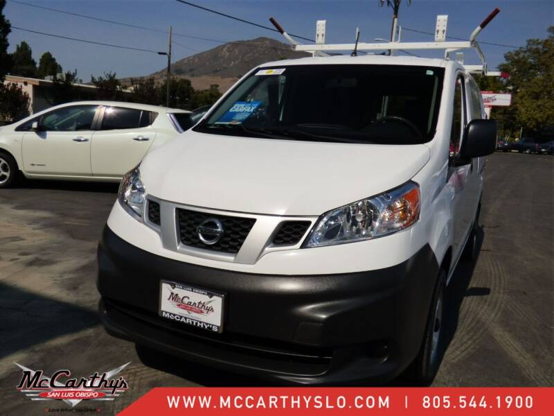 2017 Nissan NV200 for sale at McCarthy Wholesale in San Luis Obispo CA