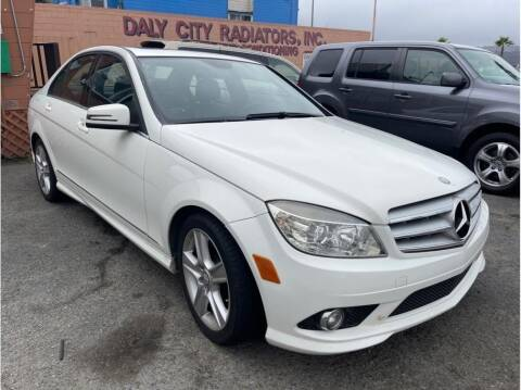 2010 Mercedes-Benz C-Class for sale at SF Bay Motors in Daly City CA