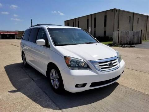 2008 Honda Odyssey for sale at Image Auto Sales in Dallas TX