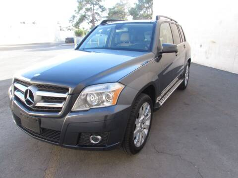 2010 Mercedes-Benz GLK for sale at Charlie Cheap Car in Las Vegas NV