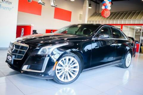 2014 Cadillac CTS for sale at Quality Auto Center of Springfield in Springfield NJ