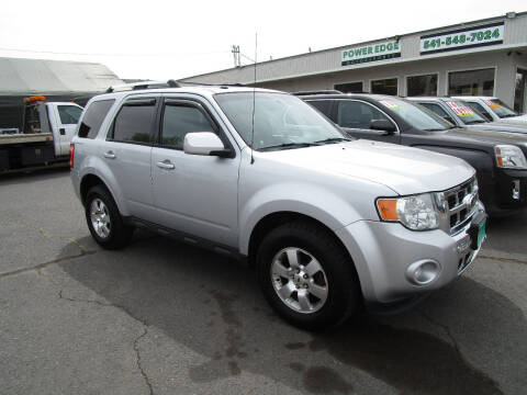 2012 Ford Escape for sale at Power Edge Motorsports- Millers Economy Auto in Redmond OR