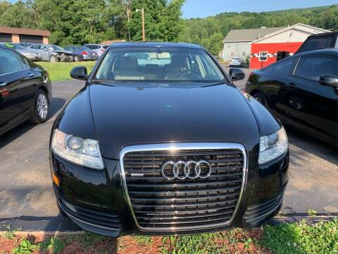 2010 Audi A6 for sale at GMG AUTO SALES in Scranton PA