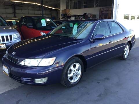 1997 Lexus ES 300 for sale at My Three Sons Auto Sales in Sacramento CA