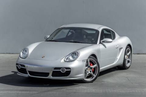 2006 Porsche Cayman for sale at Nuvo Trade in Newport Beach CA
