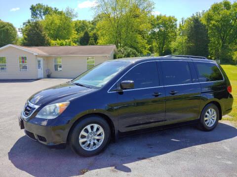 2009 Honda Odyssey for sale at K & P Used Cars, Inc. in Philadelphia TN
