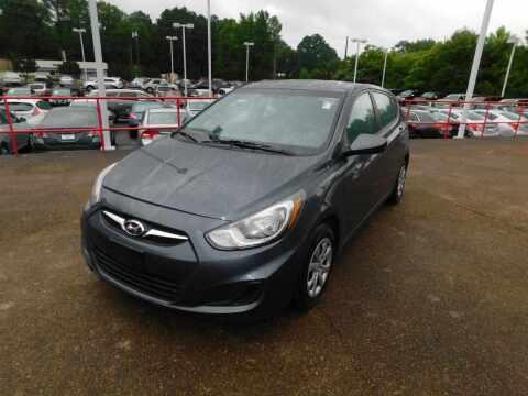 2012 Hyundai Accent for sale at Paniagua Auto Mall in Dalton GA