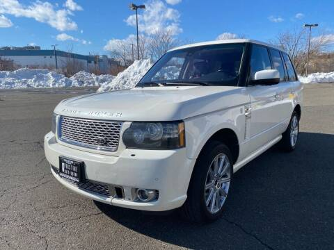 2012 Land Rover Range Rover for sale at Pristine Auto Group in Bloomfield NJ