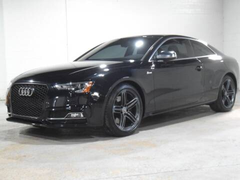2013 Audi S5 for sale at Ohio Motor Cars in Parma OH