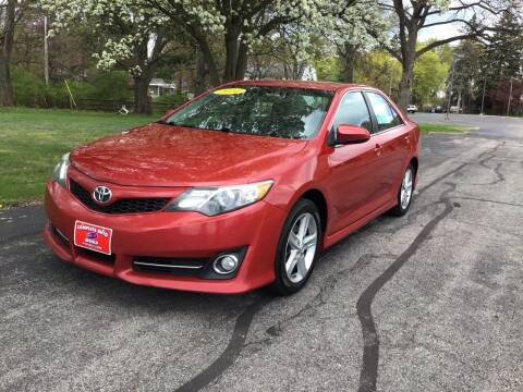 2014 Toyota Camry for sale at Complete Auto World in Toledo OH