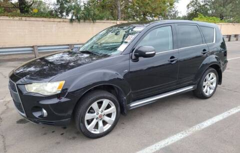 2011 Mitsubishi Outlander for sale at SoCal Auto Auction in Ontario CA