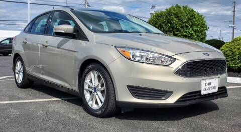2016 Ford Focus for sale at Car Culture in Warren OH