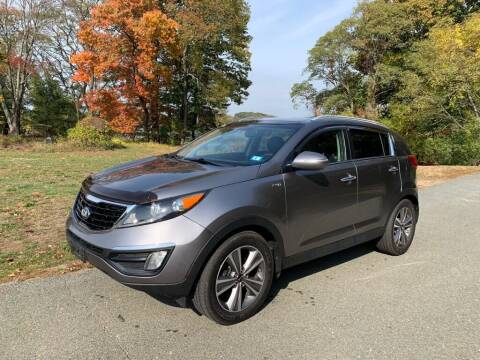 2014 Kia Sportage for sale at Elite Pre-Owned Auto in Peabody MA