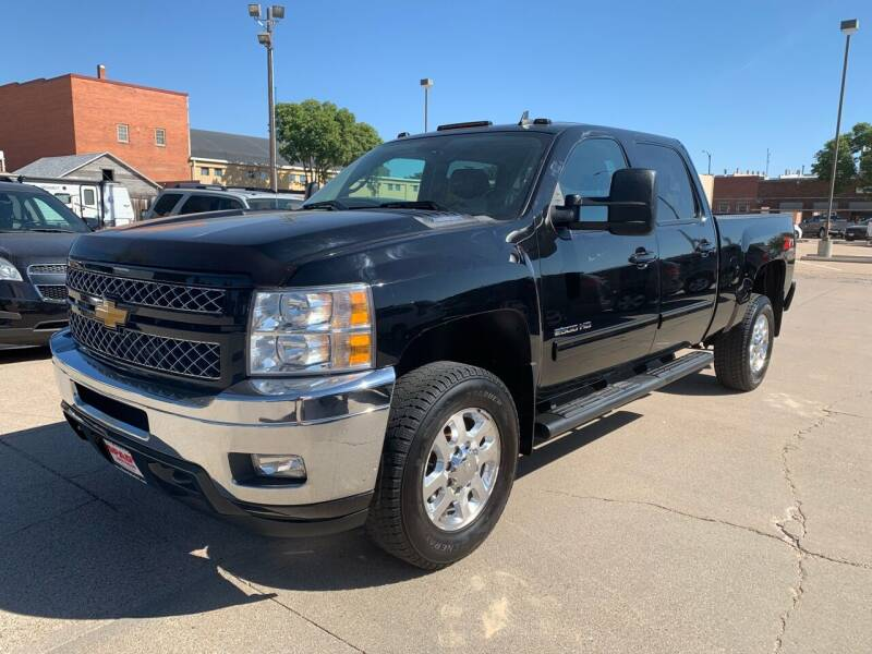 2014 Chevrolet Silverado 2500HD for sale at Spady Used Cars in Holdrege NE
