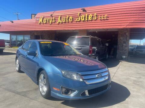 2010 Ford Fusion for sale at Marys Auto Sales in Phoenix AZ