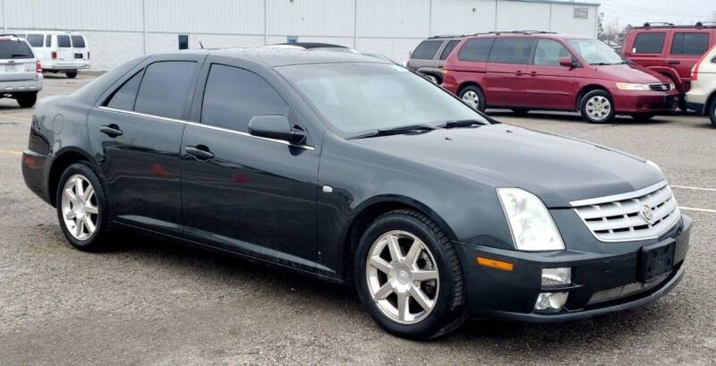 2005 Cadillac STS for sale at Angelo's Auto Sales in Lowellville OH