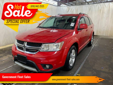 2012 Dodge Journey for sale at Government Fleet Sales in Kansas City MO