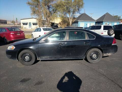 2012 Chevrolet Impala for sale at Creekside Auto Sales in Pocatello ID