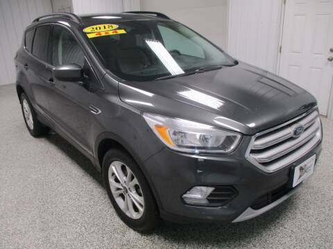 2018 Ford Escape for sale at LaFleur Auto Sales in North Sioux City SD