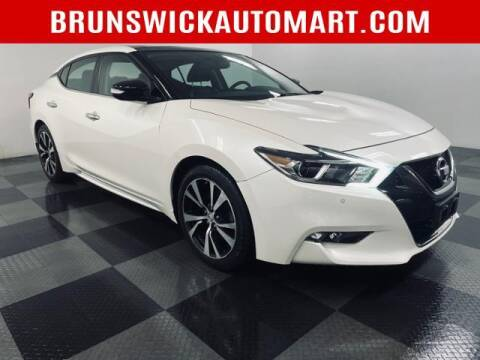 2018 Nissan Maxima for sale at Brunswick Auto Mart in Brunswick OH