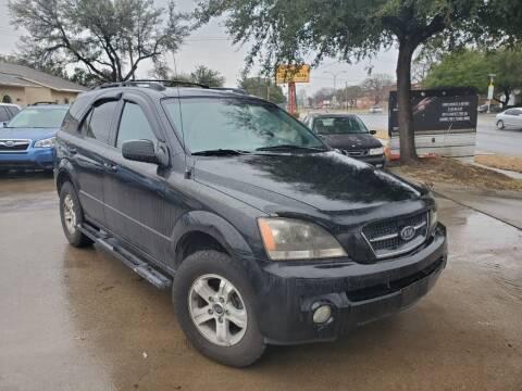 2005 Kia Sorento for sale at Bad Credit Call Fadi in Dallas TX