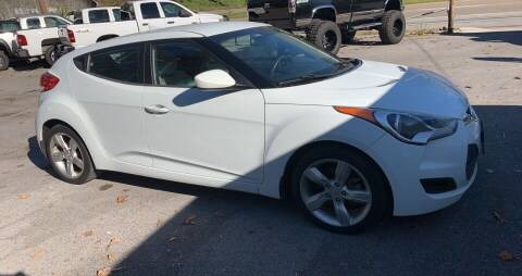 2013 Hyundai Veloster for sale at North Knox Auto LLC in Knoxville TN