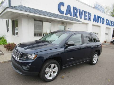 2017 Jeep Compass for sale at Carver Auto Sales in Saint Paul MN