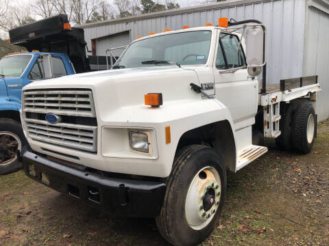 1994 Ford F-700 for sale at M & W MOTOR COMPANY in Hope AR
