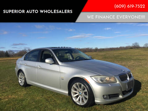 2011 BMW 3 Series for sale at Superior Auto Wholesalers in Burlington City NJ