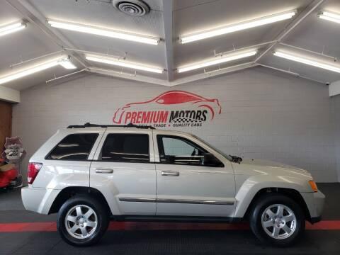 2010 Jeep Grand Cherokee for sale at Premium Motors in Villa Park IL