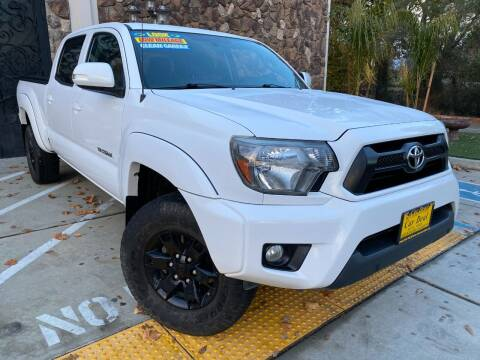 2014 Toyota Tacoma for sale at Car Deal Auto Sales in Sacramento CA