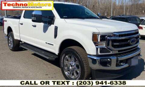 2021 Ford F-250 Super Duty for sale at Techno Motors in Danbury CT