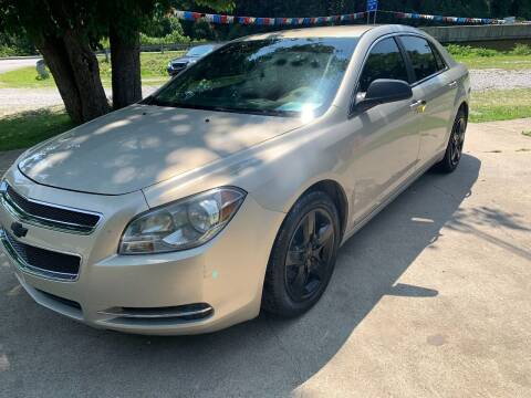 2009 Chevrolet Malibu for sale at Day Family Auto Sales in Wooton KY