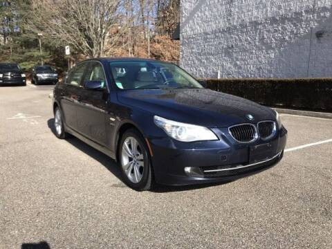 2009 BMW 5 Series for sale at Select Auto in Smithtown NY