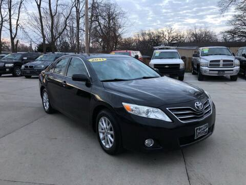 2011 Toyota Camry for sale at Zacatecas Motors Corp in Des Moines IA