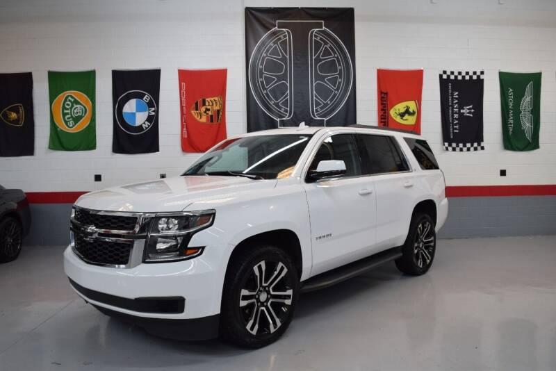 2020 Chevrolet Tahoe for sale at Iconic Auto Exchange in Concord NC