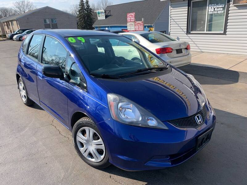 2009 Honda Fit for sale at OZ BROTHERS AUTO in Webster NY