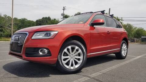 2014 Audi Q5 for sale at Ultimate Motors in Port Monmouth NJ
