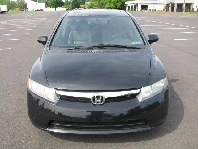 2008 Honda Civic for sale at Iron Horse Auto Sales in Sewell NJ