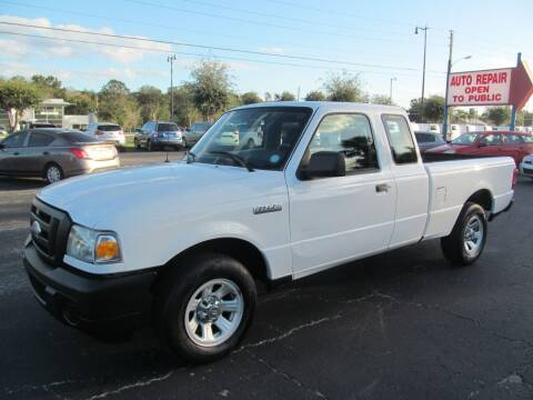 2008 Ford Ranger for sale at Blue Book Cars in Sanford FL
