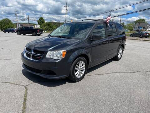 2014 Dodge Grand Caravan for sale at Carl's Auto Incorporated in Blountville TN