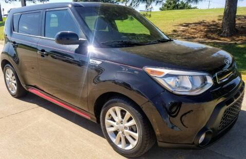 2015 Kia Soul for sale at Automay Car Sales in Oklahoma City OK