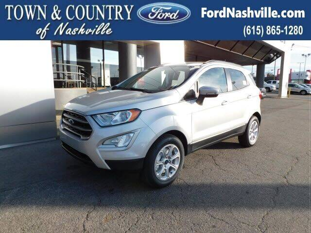 2021 Ford EcoSport for sale in Madison, TN