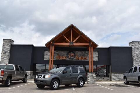 2006 Nissan Pathfinder for sale at JW Auto Sales LLC in Harrisonburg VA