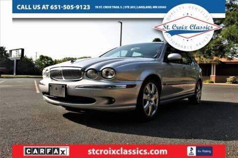 2005 Jaguar X-Type for sale at St. Croix Classics in Lakeland MN