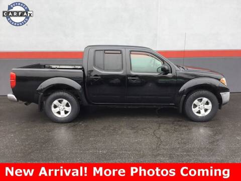 2010 Nissan Frontier for sale at Road Ready Used Cars in Ansonia CT