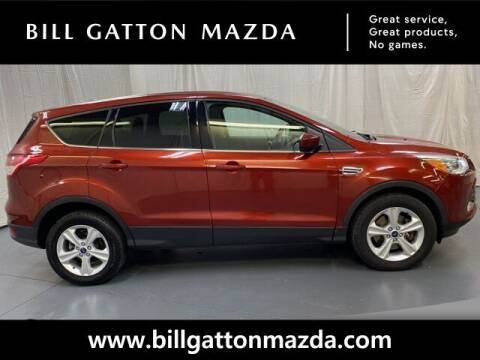 2015 Ford Escape for sale at Bill Gatton Used Cars - BILL GATTON ACURA MAZDA in Johnson City TN