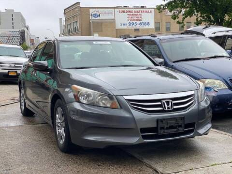 2012 Honda Accord for sale at New 3 Way Auto Sales in Bronx NY
